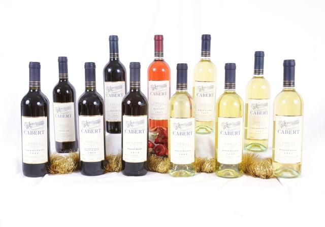 'Cabert' Vino del Friuli