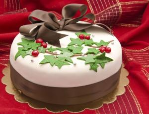Christmas Holly 21cm