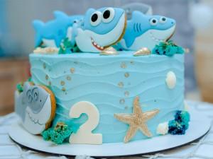 Birthday Cake - Baby Shark