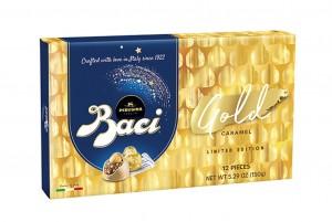 Perugina Baci Box, 12pcs Gold