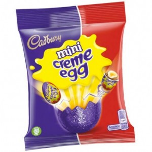 Cadbury Bag Creme Egg Minis