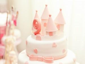 Birthday Cake - Castle