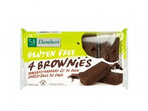 Damhert Gluten Free Brownies