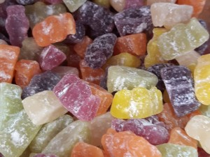 Dusted Jelly Babies