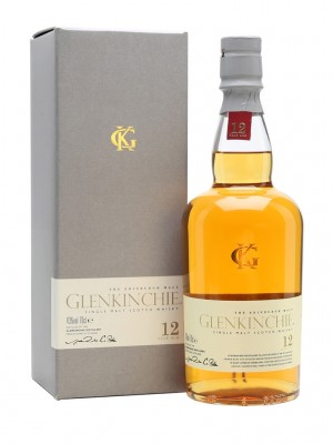 Glenkinchie Single Malt Scotch Whisky