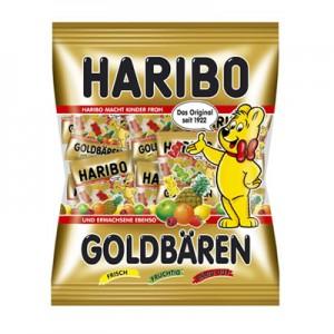 Gold Bear Mini Maxi