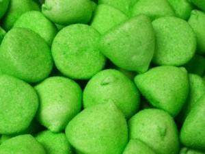 Paint Balls Green