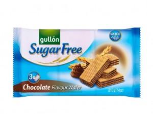 Gullon Sugar Free Chocolate Flavour Wafer