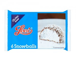 Lee's Snowballs, 6 pack