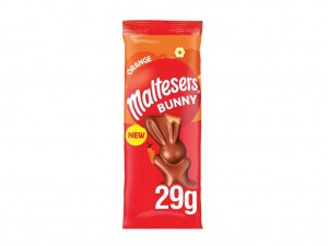 Maltesers Orange Chocolate Bunny