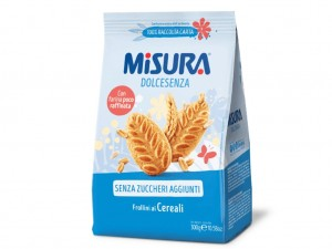 Misura No Added Sugars Cereal Biscuits