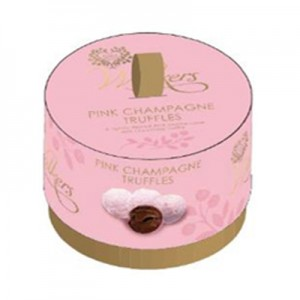 Walkers Pink Champagne Truffles