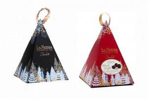La Suissa Piramide di Natale