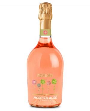 Manfredi Moscato Primore Spumante Rosé