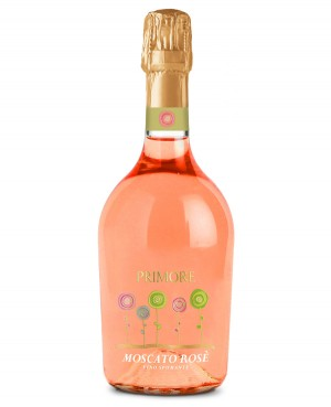 Moscato Primore Spumante Rosé