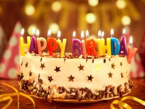 Birthday Cake - Star