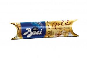 Perugina Baci Tube, 3pcs Gold