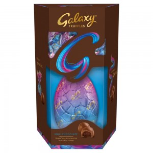Galaxy Truffles Luxury Egg