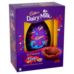 Cadbury Daim Premium Egg