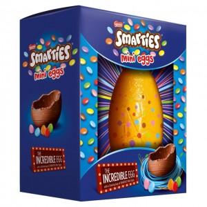 Smarties Giant Incredible Egg