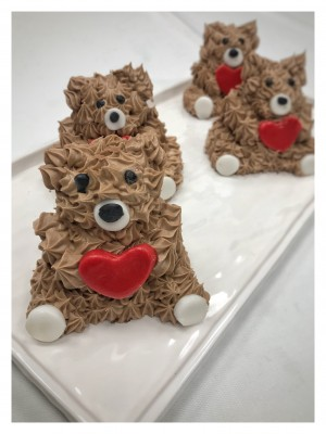 Valentines Chocolate Teddy Bear