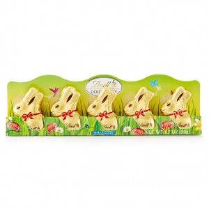 Lindt Milk chocolate Mini Bunnies