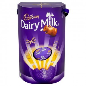 Cadbury Dairy Milk Large Easter Egg