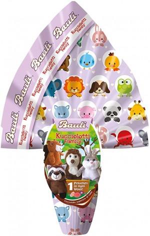 Bauli Easter Egg Kucciolotti Family