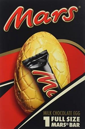 Mars Medium Easter Egg