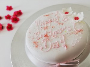 Mother's Day Almond Cake