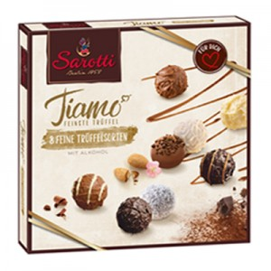 Sarotti Assorted Truffles with Alcohol