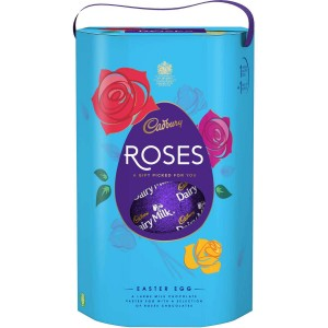 Cadbury Roses Large Easter Egg