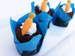 Muffin Carrot 2-pack