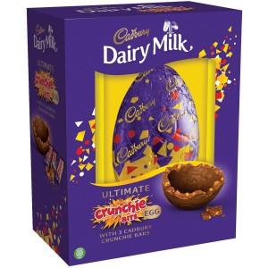 Cadbury Crunchie Premium Egg