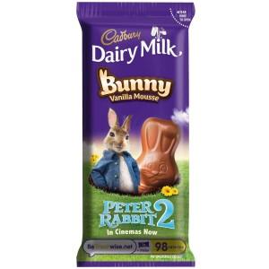Cadbury Mousse Bunny