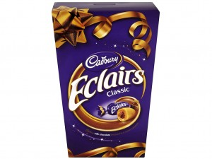 Cadbury Chocolate Eclairs
