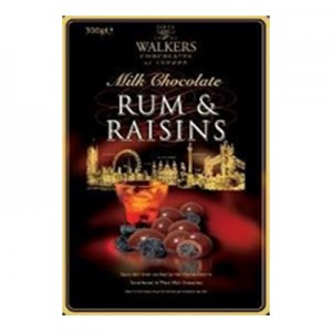 Walkers Chocolate Rum & Raisin