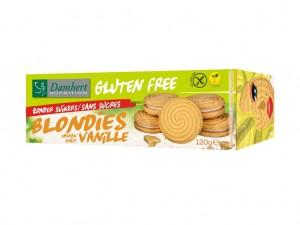 Damhert Gluten Free Blondies without Sugars