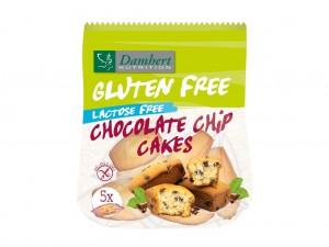 Damhert Gluten & Lactose Free Chocolate Chip Cakes