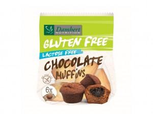 Damhert Gluten & Lactose Free Chocolate Muffins