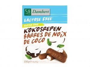 Damhert  Gluten & Lactose Free Coconut Bars