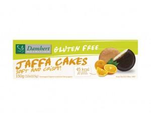 Damhert Gluten Free Jaffa Cakes