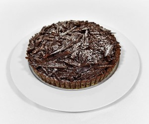 Double Chocolate Tart