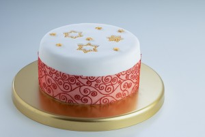 Fruit Cake - Star