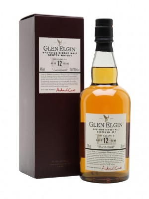 Glen Elgin Speyside Single Malt Scotch Whisky