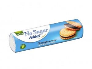 Gullon No Sugar Added Chocolate Creams