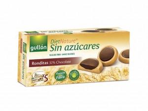 Gullon  Sugar Free Chocolate Ronditas