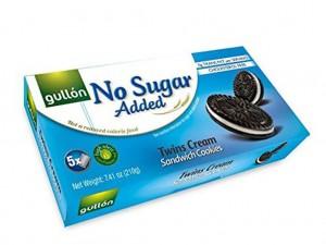 Gullon No Sugar Added Twins Cocoa