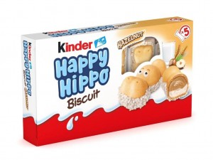 Kinder Happy Hippo Hazelnut Biscuit