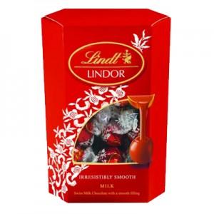 Lindt  Lindor Cornet Milk
